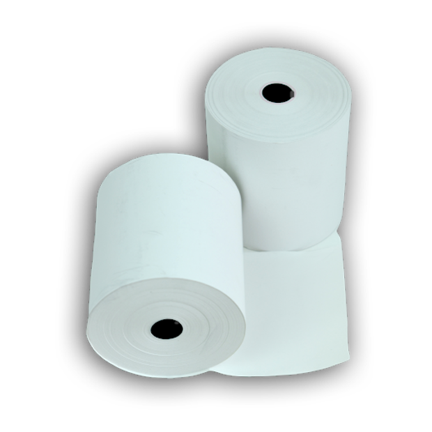 80x80 Thermal Till Rolls / Printer Rolls