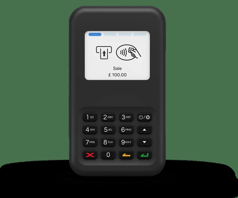 ePOS Hybrid Payments - WisePad 3