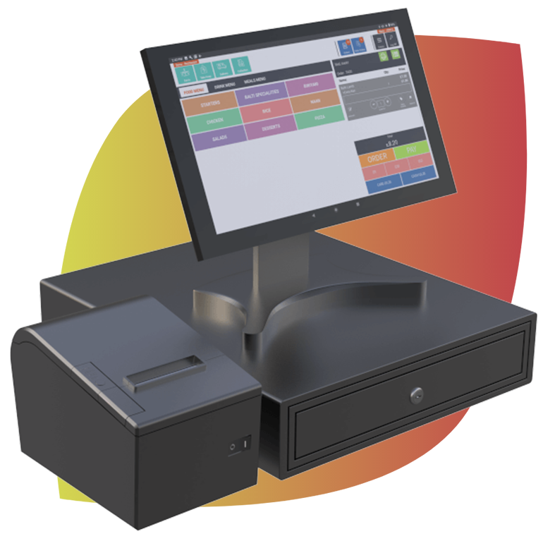Powerful EPOS Terminal