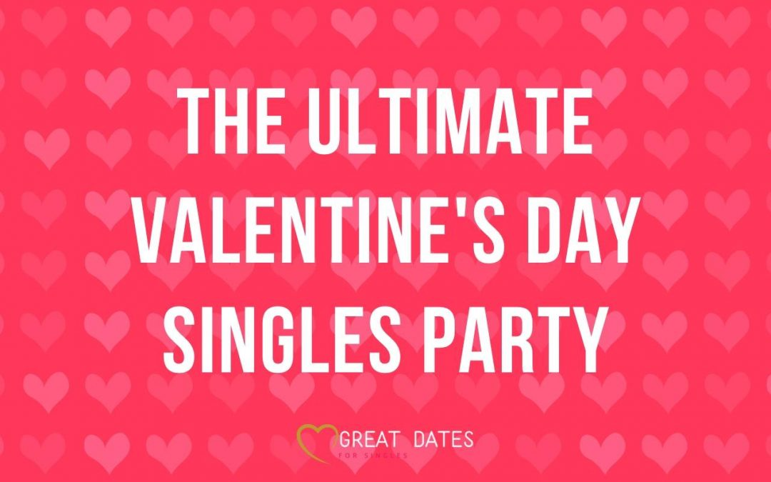 Valentines day - singles party restaurants